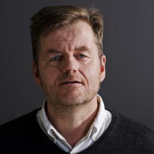 Forfatter Kåre Dahl Martinsen