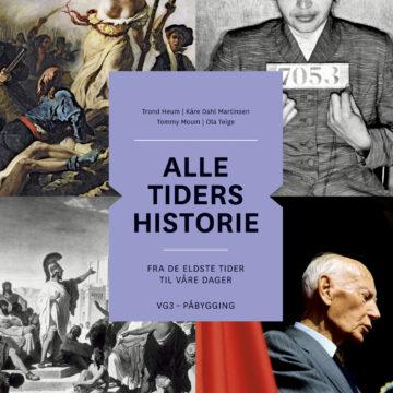 bokomslag Alle tiders historie